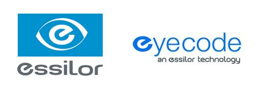 eyecode von essilor, Logo
