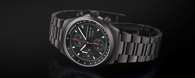PORSCHE DESIGN 40Y EDITION Black-Chronograph