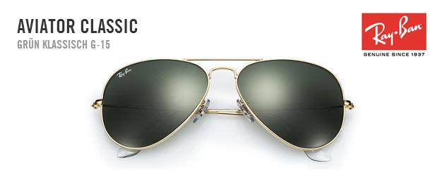 brille ray ban sonnenbrille