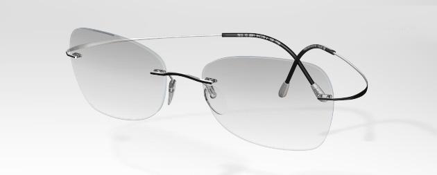 SILHOUETTE Titan Minimal Brille